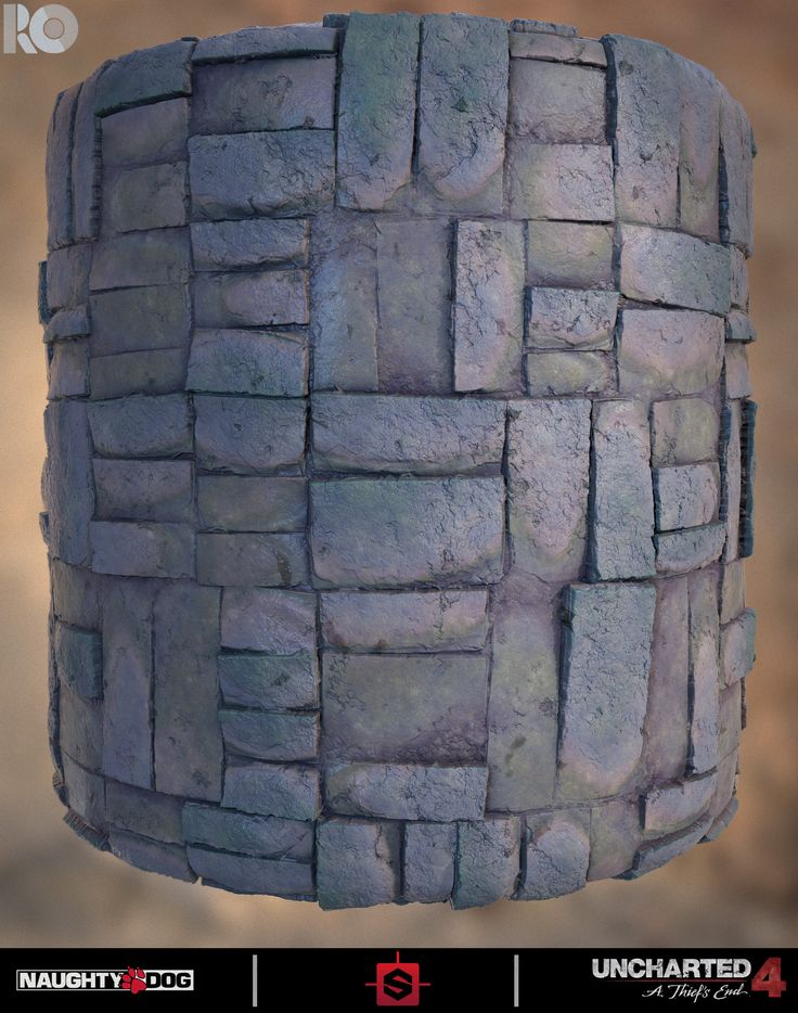 ArtStation - Uncharted 4: City Chase Materials, Rogelio Olguin