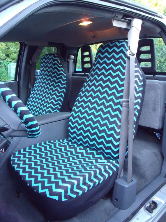 Reserve for Destiny1 Set Of Black/Turquoise Chevron by ChaiLinSews