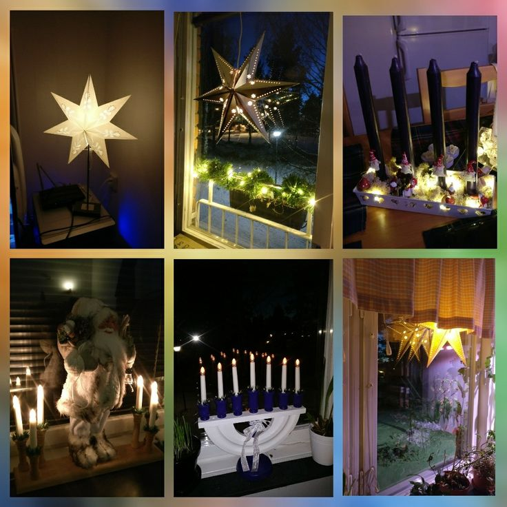 #gledermegtiljul #julelys #adventslys #julestemning