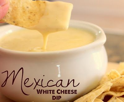 This Mexican queso dip is SO GOOD!!!! Definitely a keeper, can't wait to make this snack for football season! @allrecipes