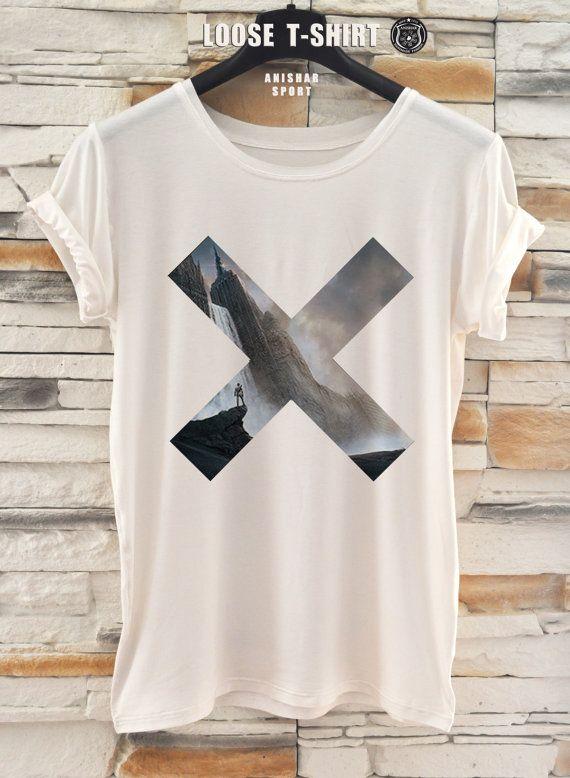 XX fashion tshirt/white/black tshirt / Printed by ANISHARsport, $18.90