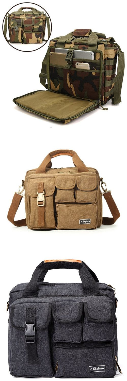 US$43.54+Free shipping. Men's bag, fashion shoulder bag, crossbody bag, computer bag, travel bag. Large capacity, canvas bag, messenger bags, outdoor casual style. Color: Black, Coffee. Keep your everyday stuff within easy reach with this retro-inspired satchel.