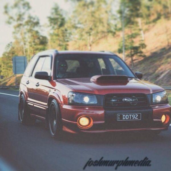 forester subaru 2003 | 2003 Subaru Forester XT MY04 Blackstone QLD 4304 (Brisbane West)