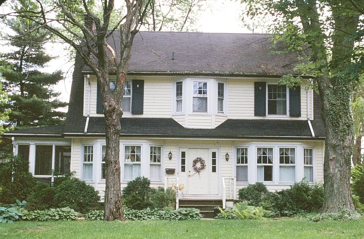 20 best images about dutch colonial houses on pinterest for Dutch colonial garage plans
