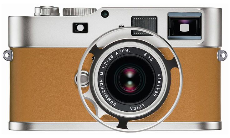 leica hermès M9 special edition camera,  best of both worlds...  <3