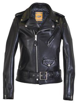 137W - Women's Leather Motorcycle Jacket