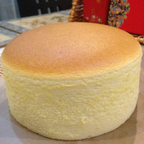 Japanese Condensed Milk Sponge Cake