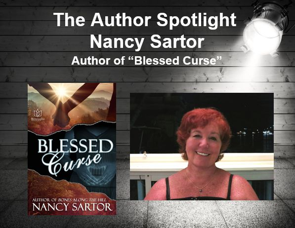 "Our newest Author Spotlight on Nancy Sartor, author of ""Blessed Curse"" - a suspense thriller.  https://writersinspiringchange.wordpress.com/2017/05/27/author-spotlight-on-nancy-sartor-author-of-blessed-curse-a-suspense-thriller/"