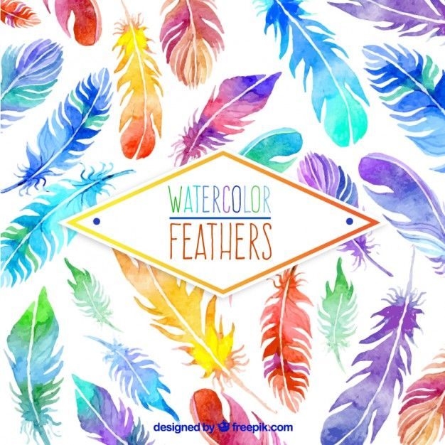 watercolor-feathers_23-2147516032