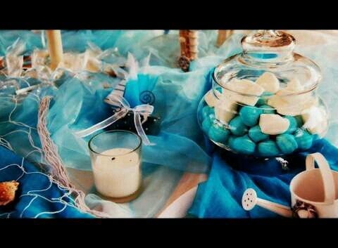 Baptism decorations