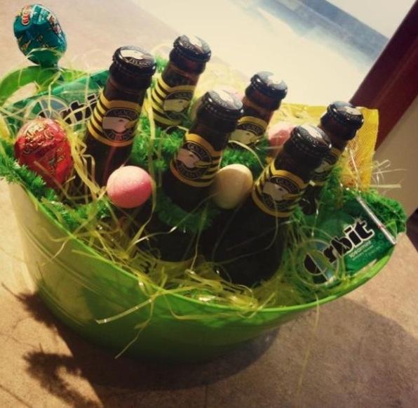 Adult Easter Basket- Under $20