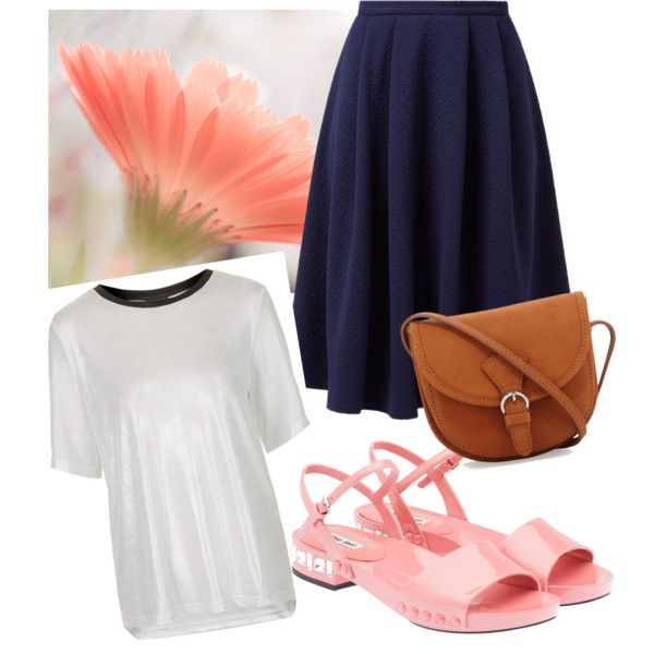 Sweet Lady by navybluebubble on Polyvore featuring polyvore fashion style Topshop