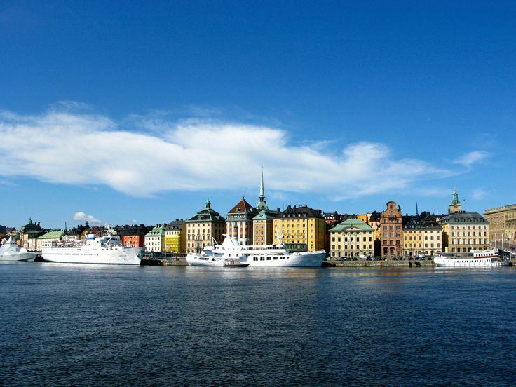 Stockholm - June, 2014 #1