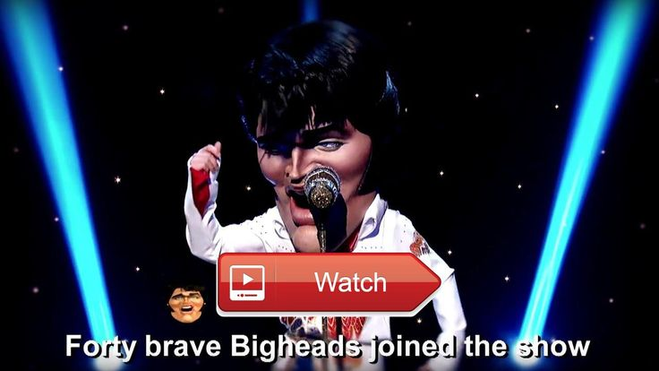 Bigheads The Elvis Presley Song  Bigheads Catch up on ITV Hub Check us out on