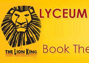 Lion King London - Lion King London Theatre - Lyceum Theatre - Lion king london Tickets