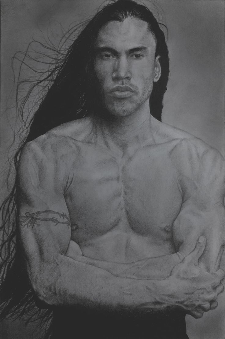 Original portfolio is (martin sensmeier_by_tarrice love) , Find more of my artwork here: https://www.pinterest.com/hazzoom82/my-artwork/