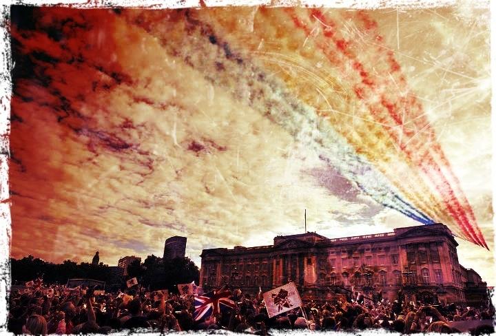 Jubilee Celebrations, Buckingham Palace