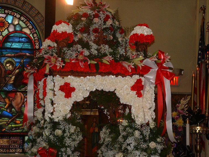 Kouvouklion, St Constantine and Helen Greek Orthodox Church, Orange, NJ 2004