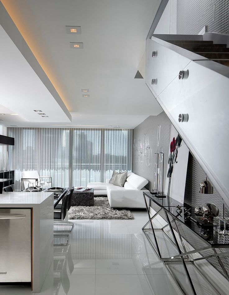 Artech Loft By RS3 Innovative Architectural DESIGN Modern Living Room