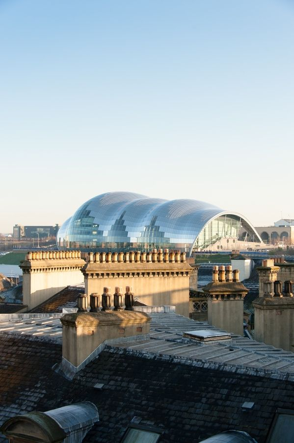 The Sage, Gateshead in Newcastle, UK by Andy Tye on 500px