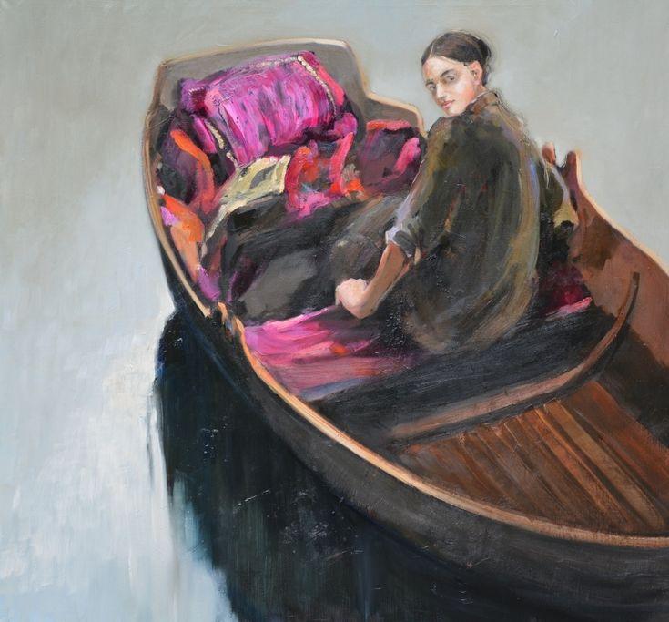 Michal Zaborowski, oil on canvas,Galeria Karowa