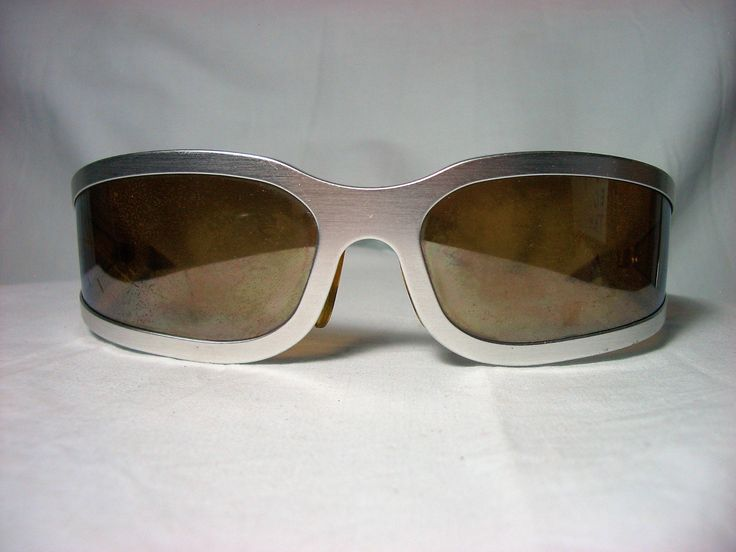 Unique! Christian Roth, wrap around, sunglasses, oversized, men's, women's, unisex, hyper vintage by FineFrameZ on Etsy