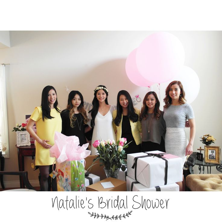 A Parisienne Bridal Shower at home #Bridesmaids #MatronOfHonour #BrideToBe