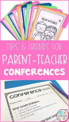 Diary of a Not So Wimpy Teacher: Tips for Successful Parent-Teacher Conferences