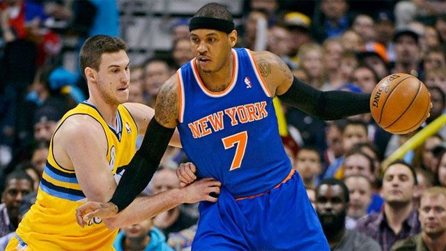 Denver Nuggets vs New York Knicks live stream & preview   Denver Nuggets vs New York Knicks live stream & preview on March Tuesday 8-2016  Denver Nuggets of the American Basketball Association regular season teams with similar records with the New York Kn