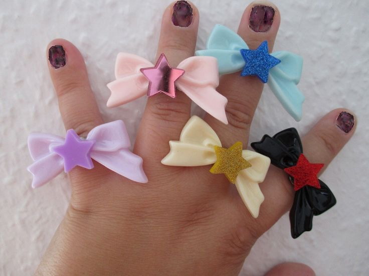 Sailor Moon - Sailor SCOUT RINGS - Sailor Saturn, Chibi Moon, Sailor Mercury, Sailor Venus & Sailor Mars - COSPLAY Rings by GlitzCouture on Etsy https://www.etsy.com/listing/154786812/sailor-moon-sailor-scout-rings-sailor