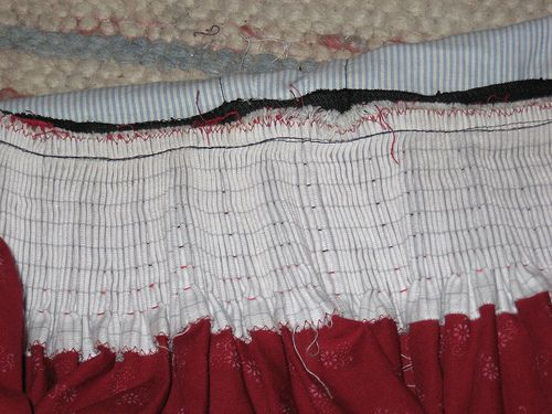 b.s blog: How to sew a Dirndl - Part II The Kittel