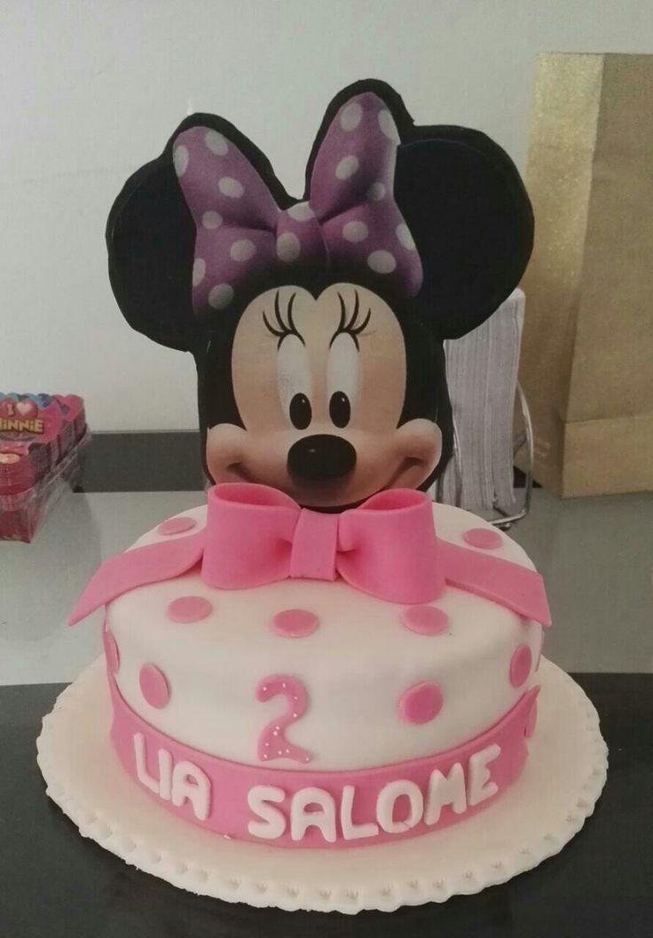 Un fin de semana lleno de muchas celebraciones entre ellas un cumpleaños muy al estilo Minnie Mouse!