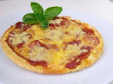 Kartoffelpizza –von Lecker Bentos und mehr #hippeknollen #rewegegional #kartoffelrezepte
