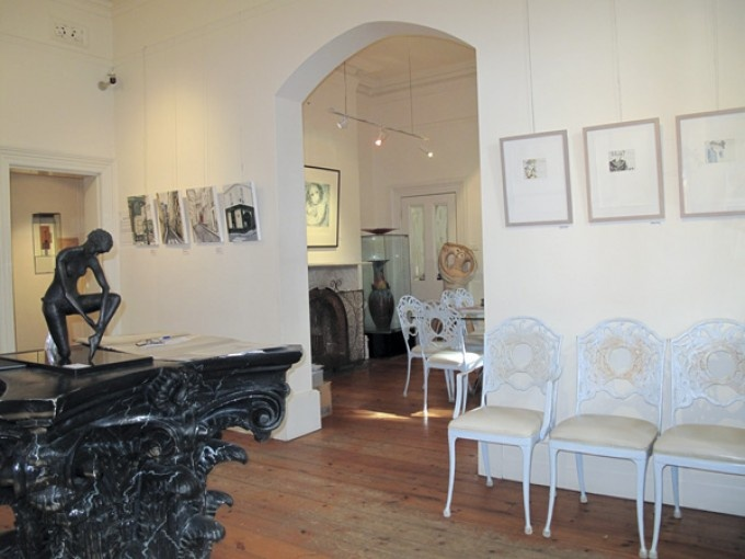 soula.com.au   Current exhibition, Early Spring for me in Daylesford