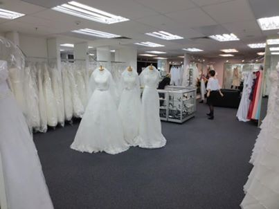 The Bridal Centre is the best place to get wedding gowns & bridesmaid dresses in Brisbane at an affordable rate.
