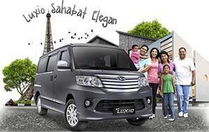 Kredit Daihatsu Luxio Bandung.Promo,Diskon,Paket Kredit DP ringan Daihatsu Luxio.Sales:081221120026