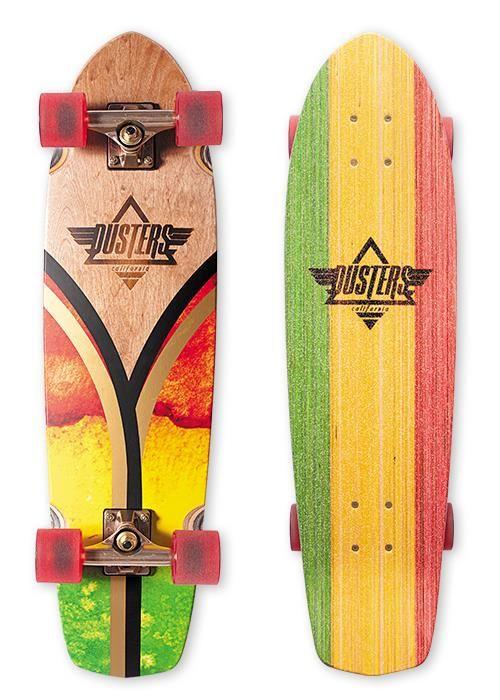 Dusters Flashback Longboard