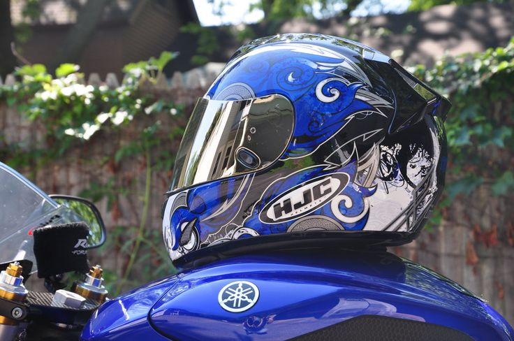 Which HJC Motorcycle Helmets Are The best? MotorbikeShed    #motorbikeshed