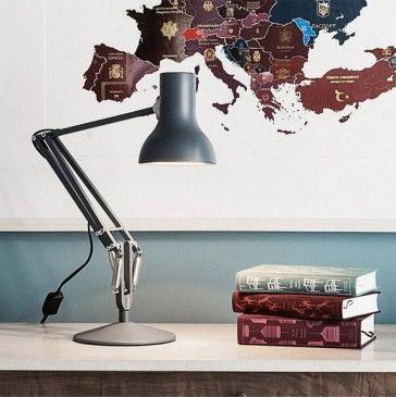 lámpara type 75 mini anglepoise sobremesa