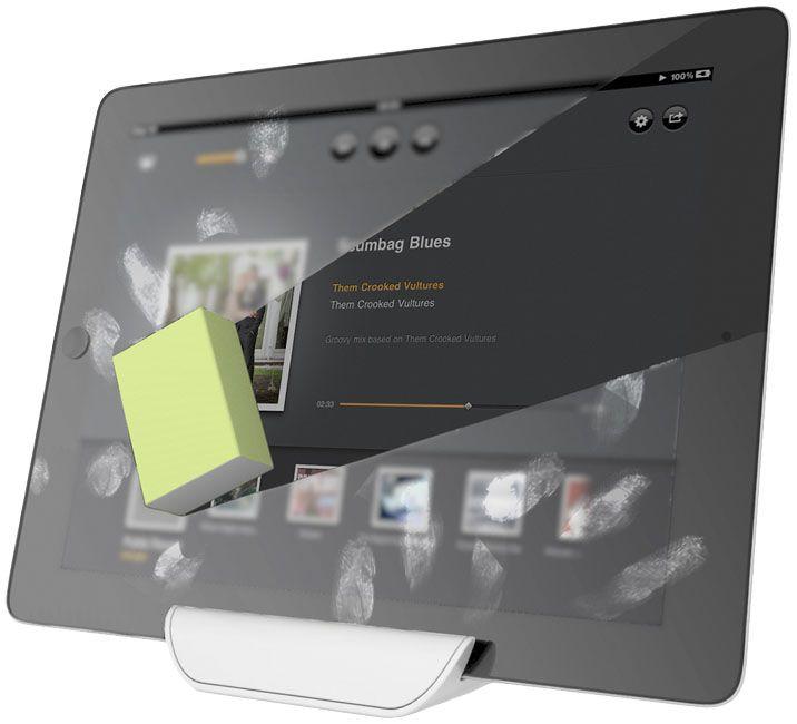 "Limpiador pantalla ""Blocki"" de Gumbite para merchandising"