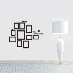 The memories! Snyggt väggdekor som tar vara på dina minnen och som du enkelt klistrar på väggen och sedan fäster dina fotografier på! Den stora storleken kommer definitivt ge din vägg ett unikt utseende samtidigt som du kan ta tillvara på dina minnen.  Länk till produkt: http://www.feelhome.se/produkt/the-memories/    #Homedecoration #art #interior #design #Walldecor #väggdekor #interiordesign #Vardagsrum #Kontor #Modernt #vägg #inredning #inredningstips #heminredning #familj #minnen #enkelt