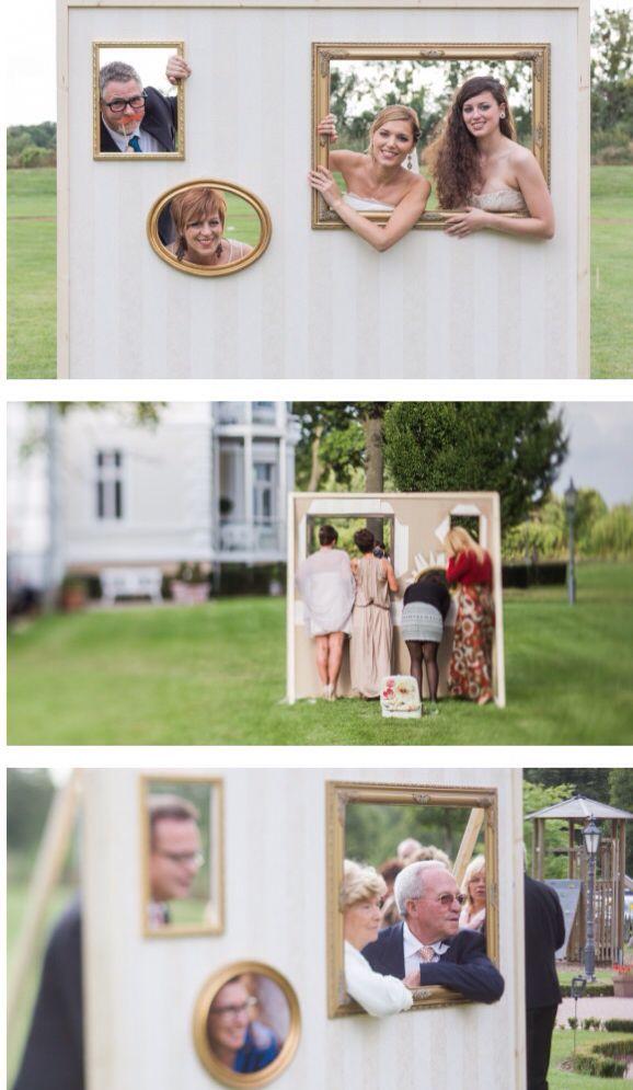 Fotowand DIY