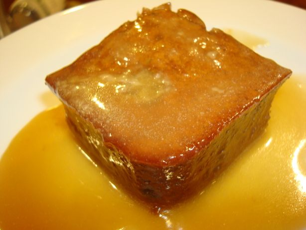 Sticky Toffee Pudding!!!!  Straight outta Scotland.  Yum!  It's like creme brulee but it's cake.  Fo Real.