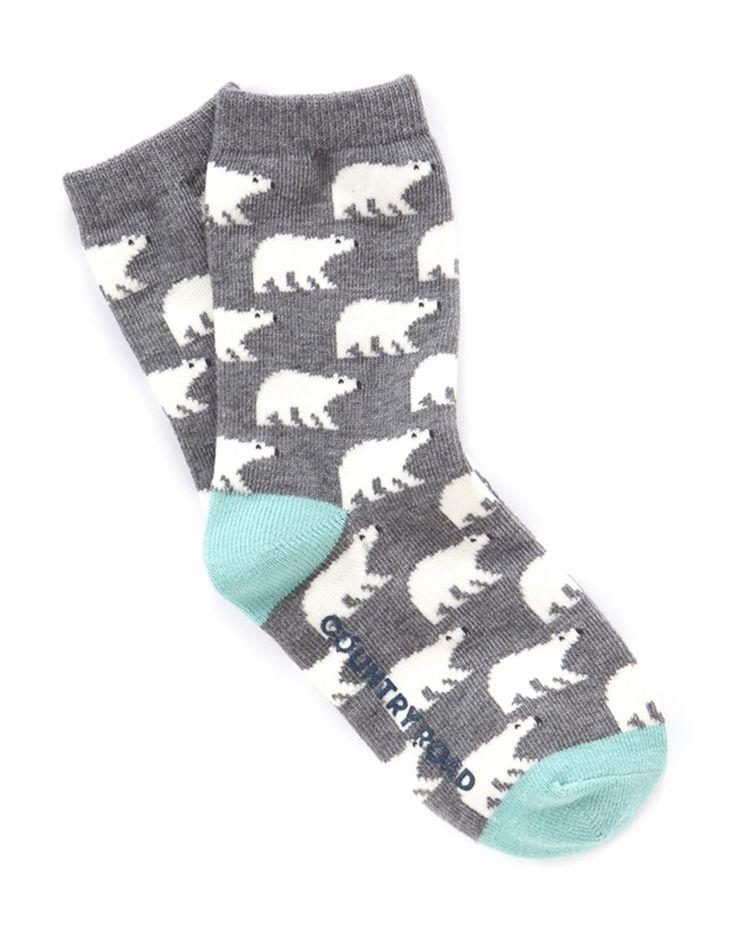 Bear Socks @Woolworths SA