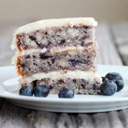 Melt-In-Your-Mouth-Blueberry-Cake | Favorite Recipes | Pinterest