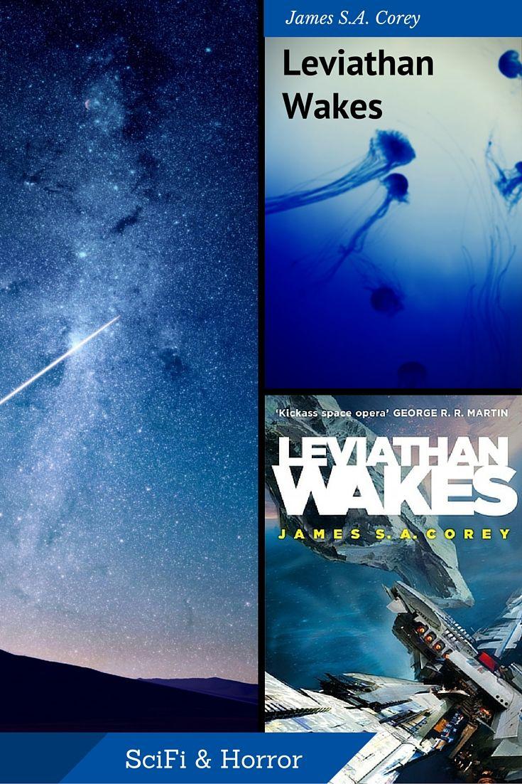 Book Review: Leviathan Wakes By James Sa Corey Leviathan Wakes Mixes  Science Fiction,