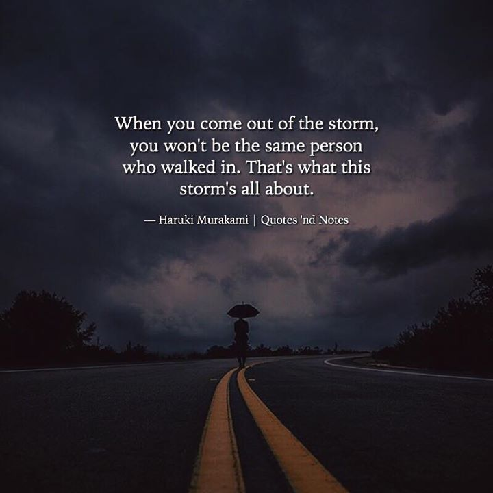 Image result for storms quote