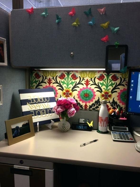 Office Cubicle Decoration Ideas Cubicle Decor Cubicle Decor Office Office Cubicle