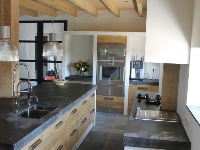 17 beste idee n over witte kasten op pinterest witte keukens en wit grijze keukens - Deco witte keuken ...