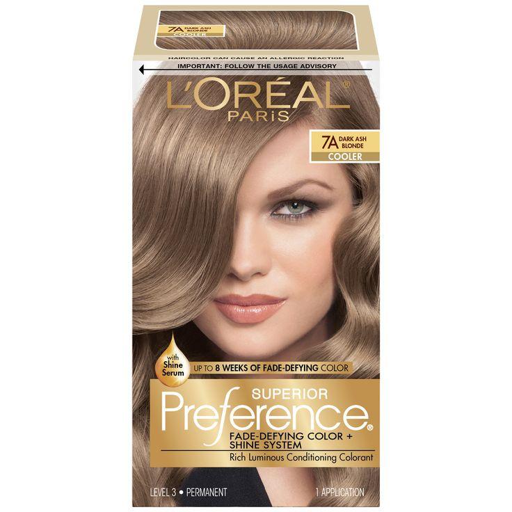 Dark Ash Blonde Hair Color Loreal Best Natural Hair